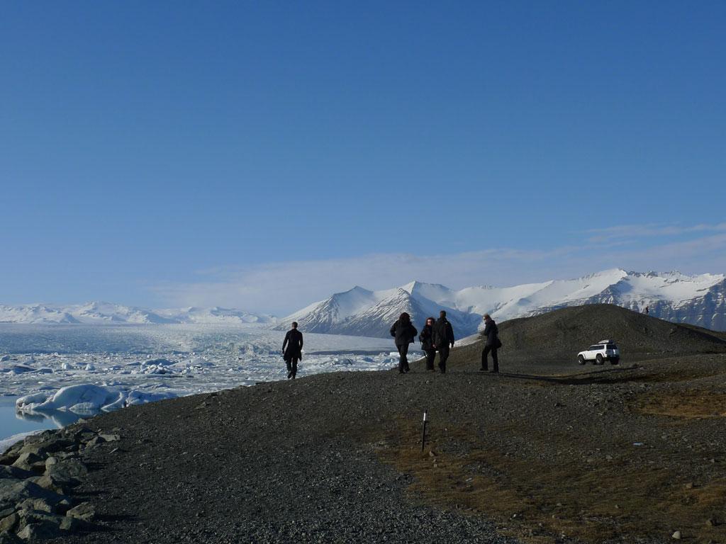 Hinrik D. Bjarnason Tour Guide Iceland