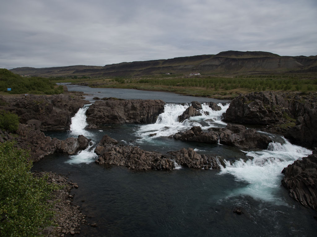 Hinrik D. Bjarnason Tourguide Iceland